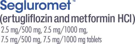 Comprimidos SEGLUROMET™ (ertugliflozin y metformin HCI) de 2.5mg/500mg, 2.5mg/1000mg, 7.5mg/500mg y 7.5mg/1000mg